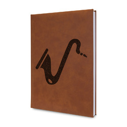 Musical Instruments Leatherette Journal (Personalized)