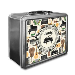 Musical Instruments Lunch Box (Personalized)