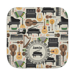 Musical Instruments Face Towel (Personalized)