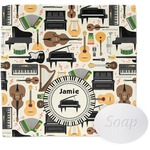 Musical Instruments Wash Cloth (Personalized)