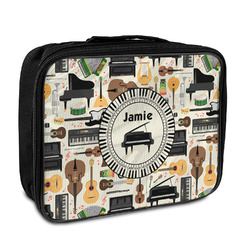 Musical Instruments Insulated Lunch Bag (Personalized)