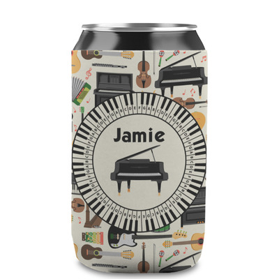 Musical Instruments Can Sleeve (12 oz) (Personalized)