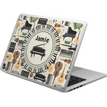Musical Instruments Laptop Skin - Custom Sized (Personalized)