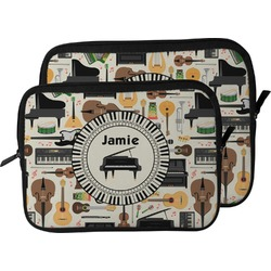 Musical Instruments Laptop Sleeve / Case (Personalized)