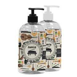Musical Instruments Plastic Soap / Lotion Dispenser (Personalized)