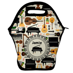 Musical Instruments Lunch Bag (Personalized)