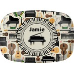 Musical Instruments Melamine Platter (Personalized)