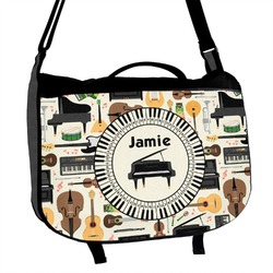Musical Instruments Messenger Bag (Personalized)