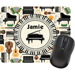 Musical Instruments Mouse Pad (Personalized)