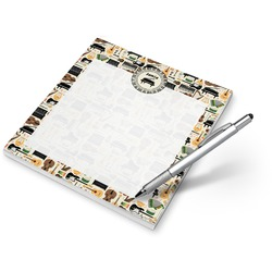 Musical Instruments Notepad (Personalized)