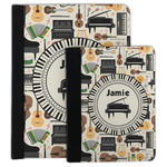 Musical Instruments Padfolio Clipboard (Personalized)