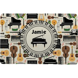 "Musical Instruments Comfort Mat - 18""x27"" (Personalized)"
