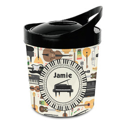 Musical Instruments Plastic Ice Bucket (Personalized)