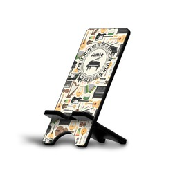 Musical Instruments Phone Stand (Personalized)