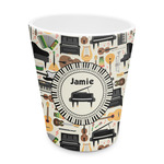 Musical Instruments Plastic Tumbler 6oz (Personalized)