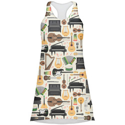 Musical Instruments Racerback Dress (Personalized)