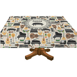 Musical Instruments Tablecloth (Personalized)