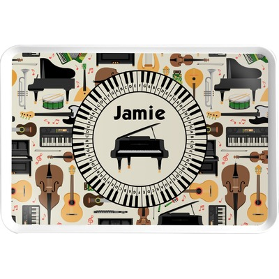 Musical Instruments Serving Tray (Personalized)