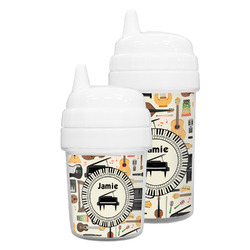 Musical Instruments Sippy Cup (Personalized)