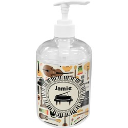 Musical Instruments Soap / Lotion Dispenser (Personalized)