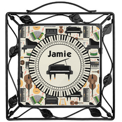 Musical Instruments Trivet (Personalized)