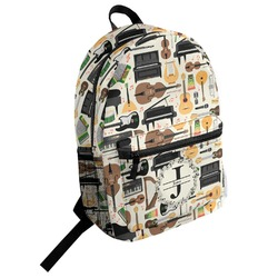 Musical Instruments Student Backpack (Personalized)