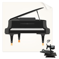 Musical Instruments Sublimation Transfer (Personalized)