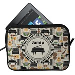 Musical Instruments Tablet Case / Sleeve (Personalized)