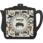 Musical Instruments Teapot Trivet (Personalized)