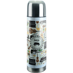 Musical Instruments Stainless Steel Thermos (Personalized)