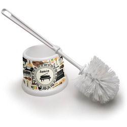 Musical Instruments Toilet Brush (Personalized)