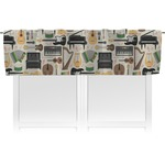 Musical Instruments Valance (Personalized)