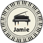Musical Instruments Graphic Decal - Custom Sized (Personalized)