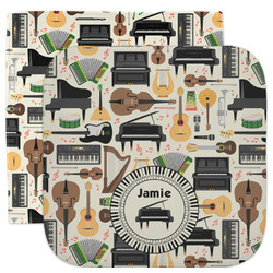 Musical Instruments Facecloth / Wash Cloth (Personalized)