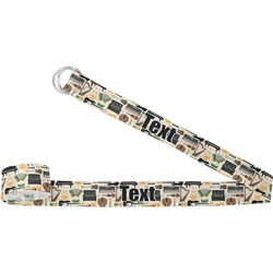 Musical Instruments Yoga Strap (Personalized)