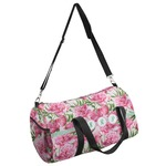 Watercolor Peonies Duffel Bag - Multiple Sizes (Personalized)