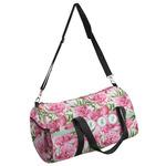 Watercolor Peonies Duffel Bag - Multiple Sizes (Personalized)