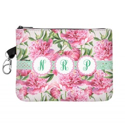Watercolor Peonies Golf Accessories Bag (Personalized)