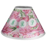 Watercolor Peonies Coolie Lamp Shade (Personalized)