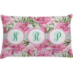 Watercolor Peonies Pillow Case (Personalized)