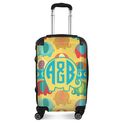 Cute Elephants Suitcase (Personalized)