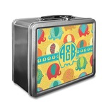 Cute Elephants Lunch Box (Personalized)