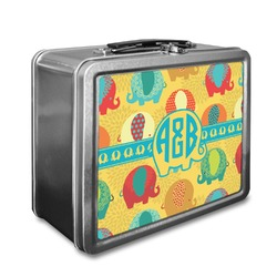 Cute Elephants Lunch Box (Personalized)