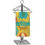 Cute Elephants Finger Tip Towel - Full Print (Personalized)