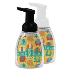 Cute Elephants Foam Soap Bottle (Personalized)