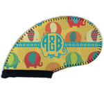 Cute Elephants Golf Club Cover (Personalized)