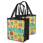 Cute Elephants Grocery Bag (Personalized)