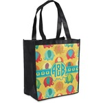 Cute Elephants Grocery Bag (Personalized)