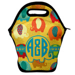 Cute Elephants Lunch Bag (Personalized)