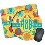 Cute Elephants Mouse Pads (Personalized)